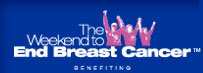 The Weekend to End Breast Cancer